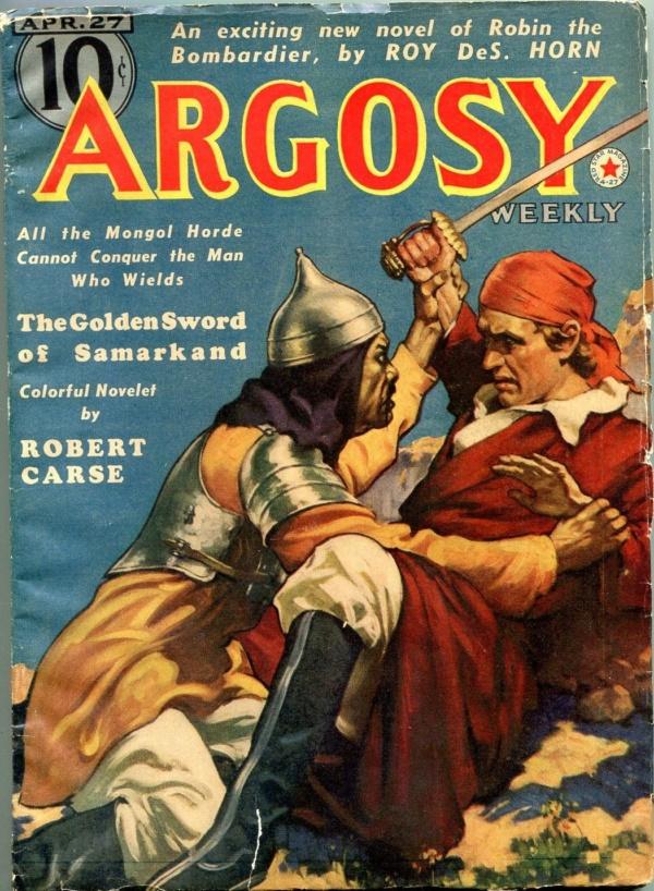 Argosy April 27 1940
