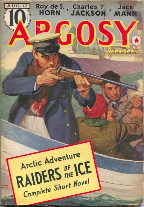 Argosy, August 12 1939