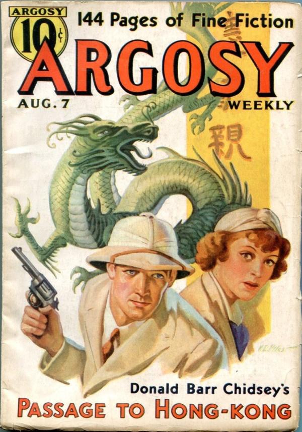 Argosy August 7 1937
