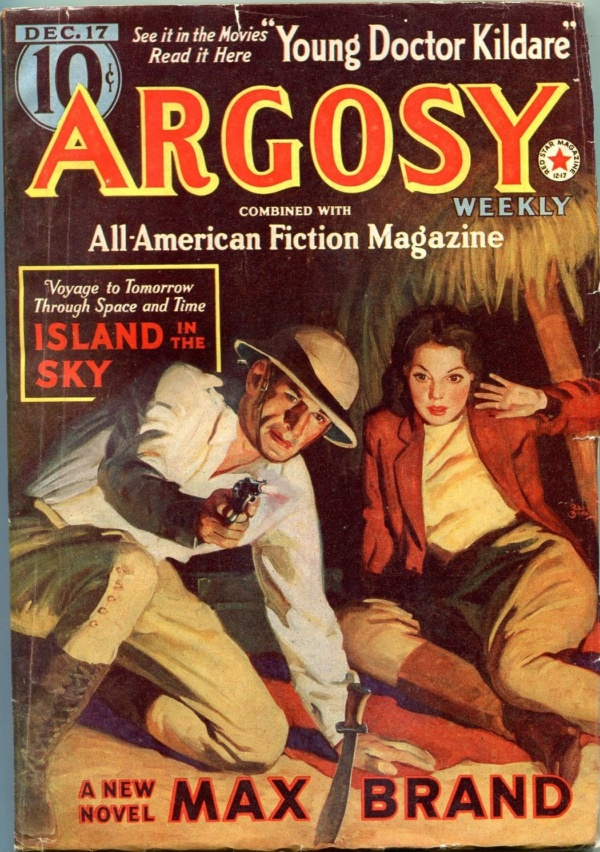 Argosy December 17 1938