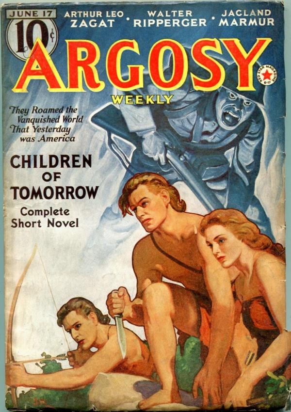 Argosy June 17 1938