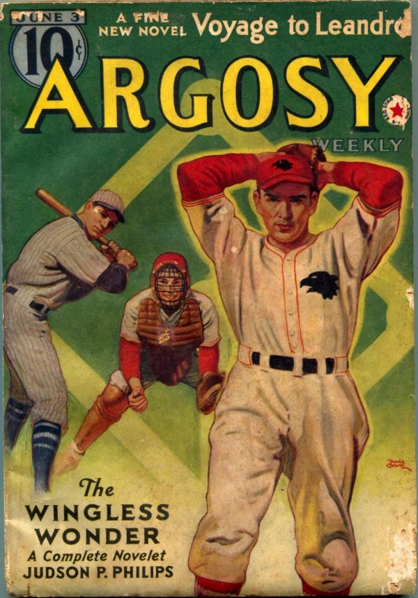 Argosy June 3rd 1939