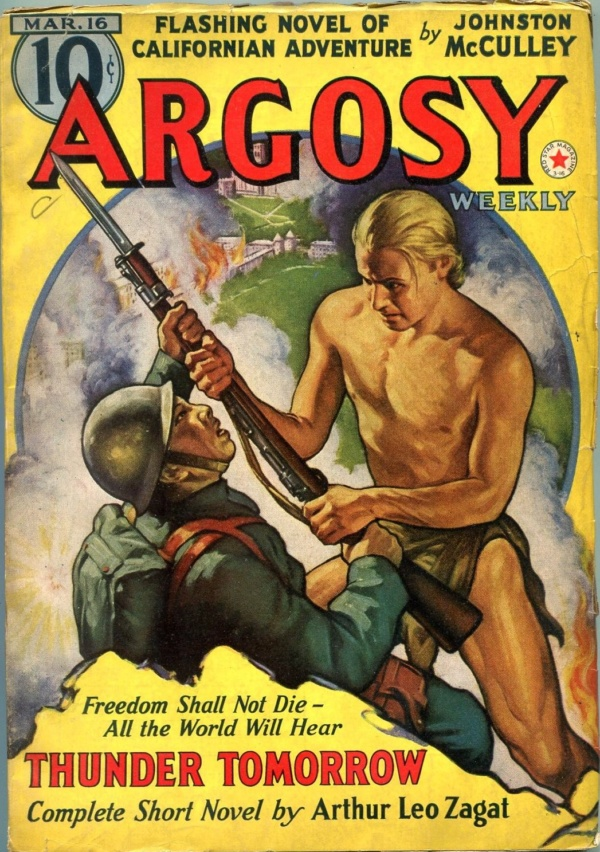 Argosy March 16 1938