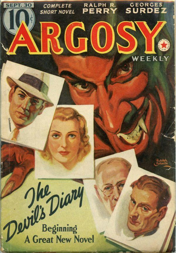 Argosy September 1939