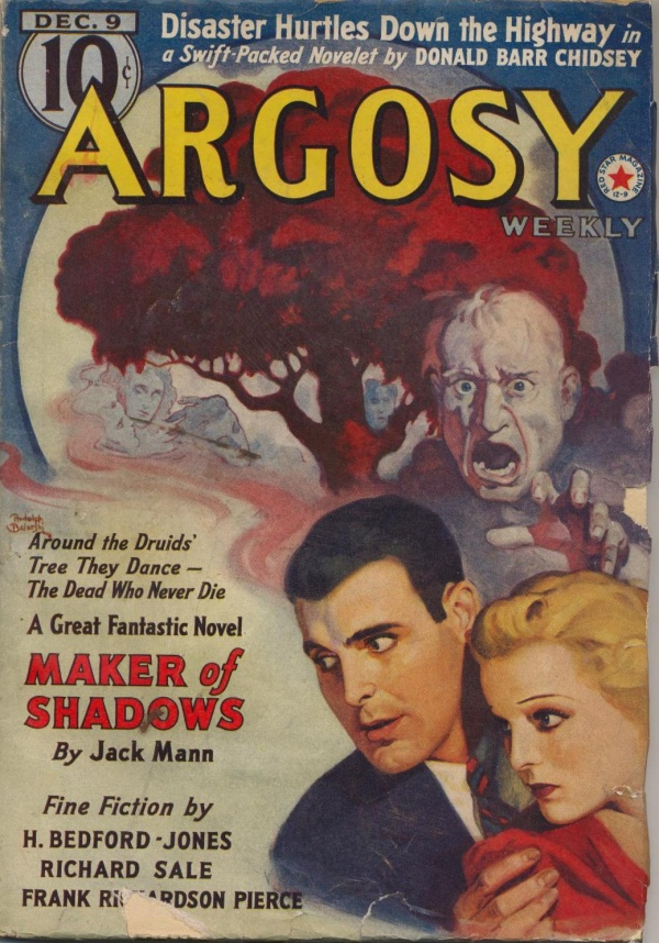 Argosy Weekly December 9, 1939