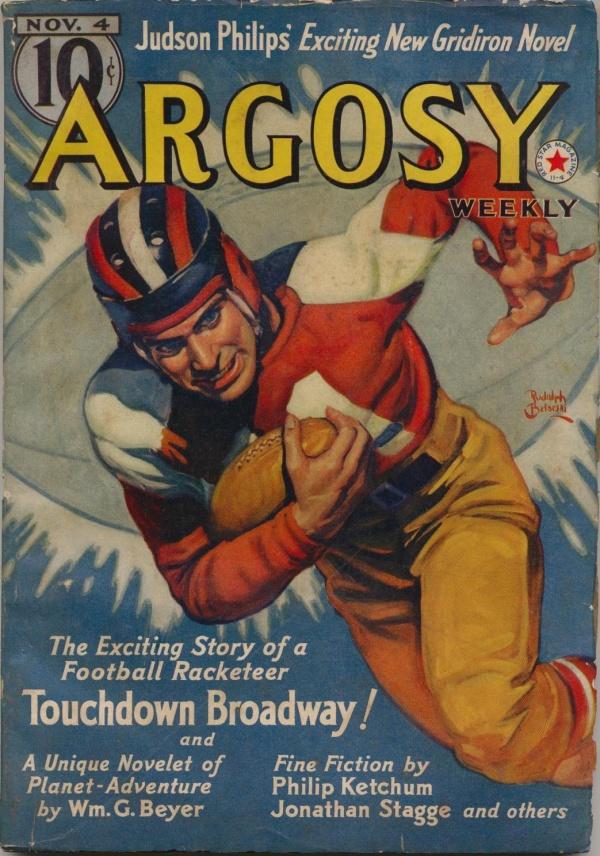 Argosy Weekly November 4, 1939