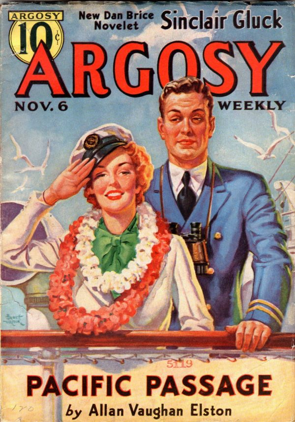Argosy Weekly November 6, 1937