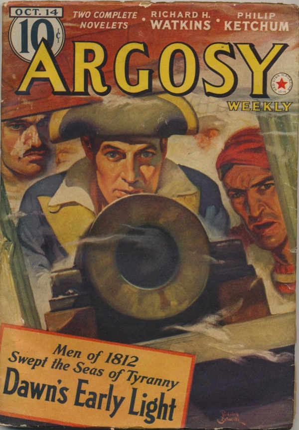 Argosy Weekly, October 14, 1939