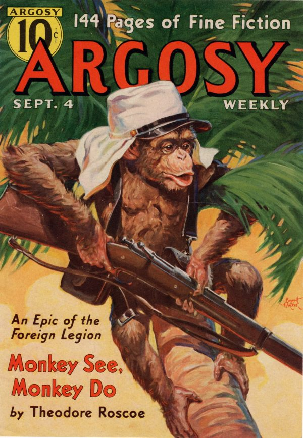 Argosy Weekly September 4, 1937