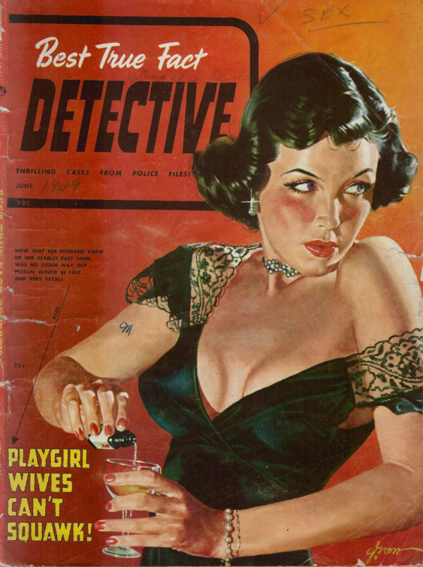 Best True Fact Detective June 1949