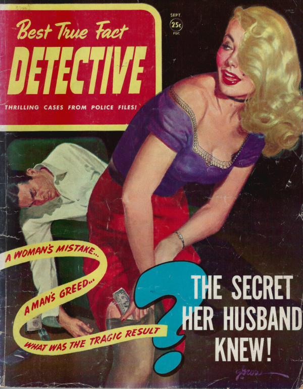 Best True Fact Detective September 1951