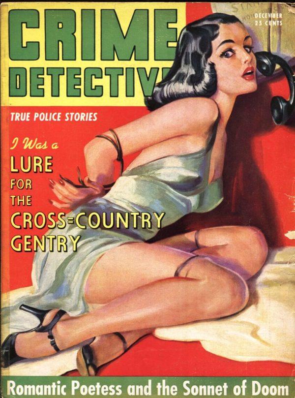 Crime Detective December 1941