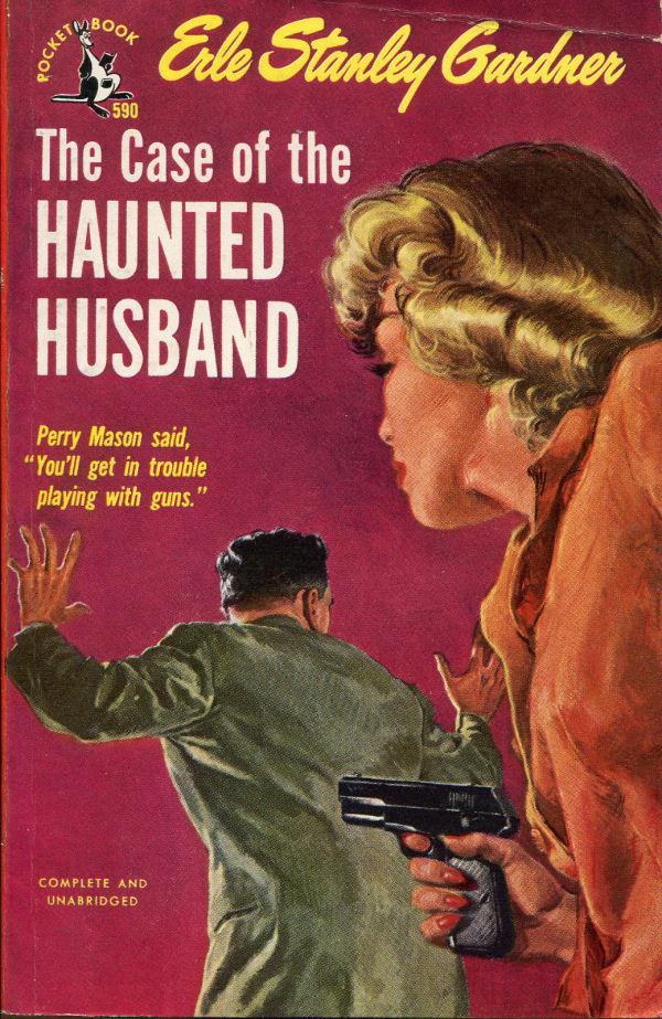 Pocket books #590, 1949