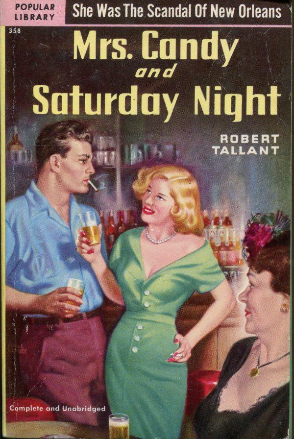 Popular Library #358, 1951