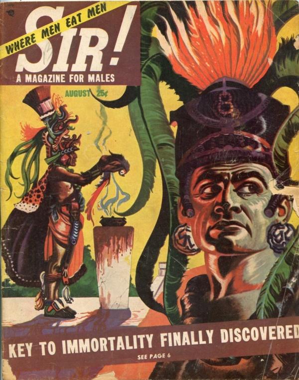 Sir August 1953