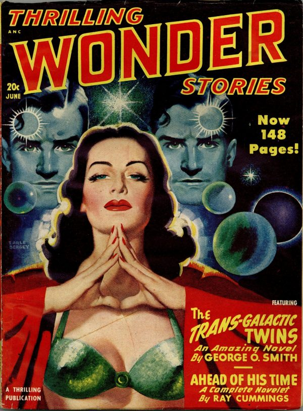 Thrilling Wonder Stories June 1948