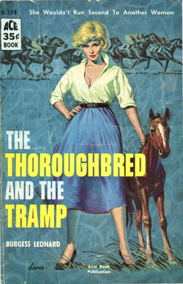 43909132-96 Burgess Leonard The Thoroughbred and the Tramp059[1]
