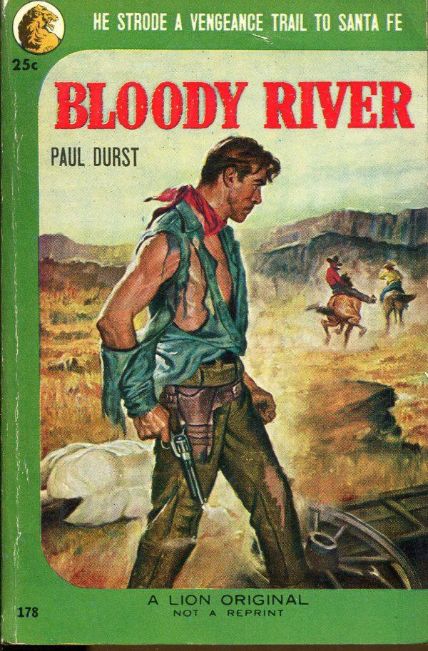 Lion Book # 178, 1953