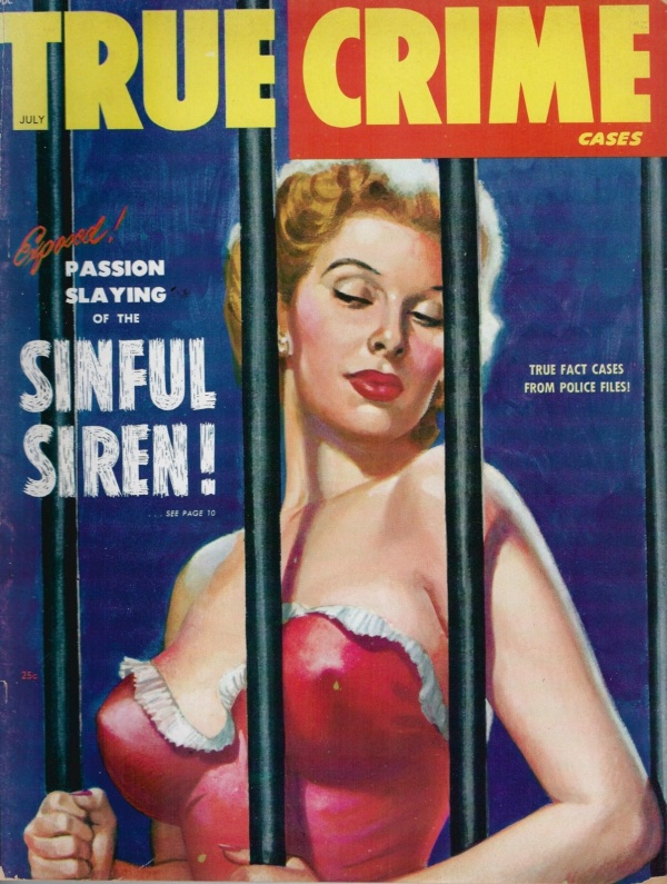 True Crime July 1949