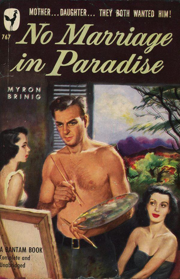 10619783533-bantam-books-767-myron-brinig-no-marriage-in-paradise