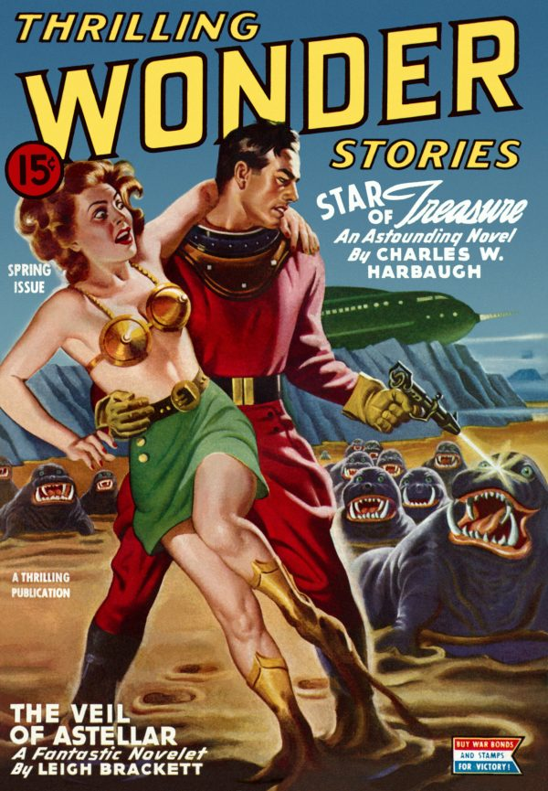 Thrilling Wonder Stories Spring 1944