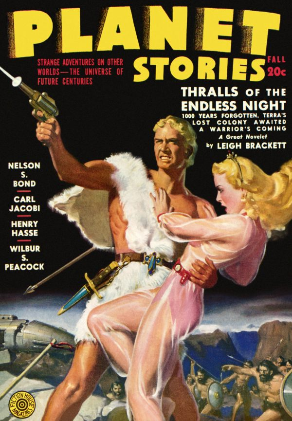 Planet Stories, Fall 1943
