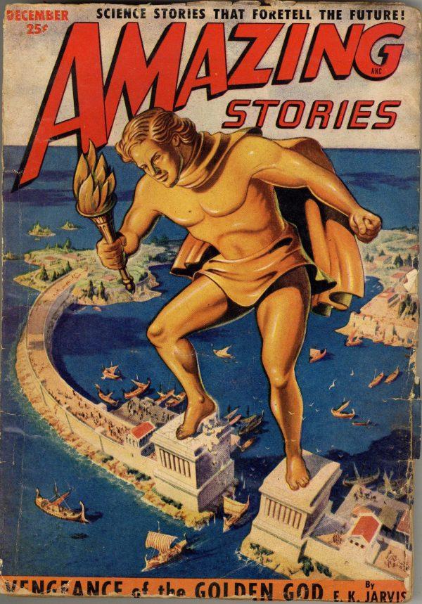 Amazing Stories December 1950