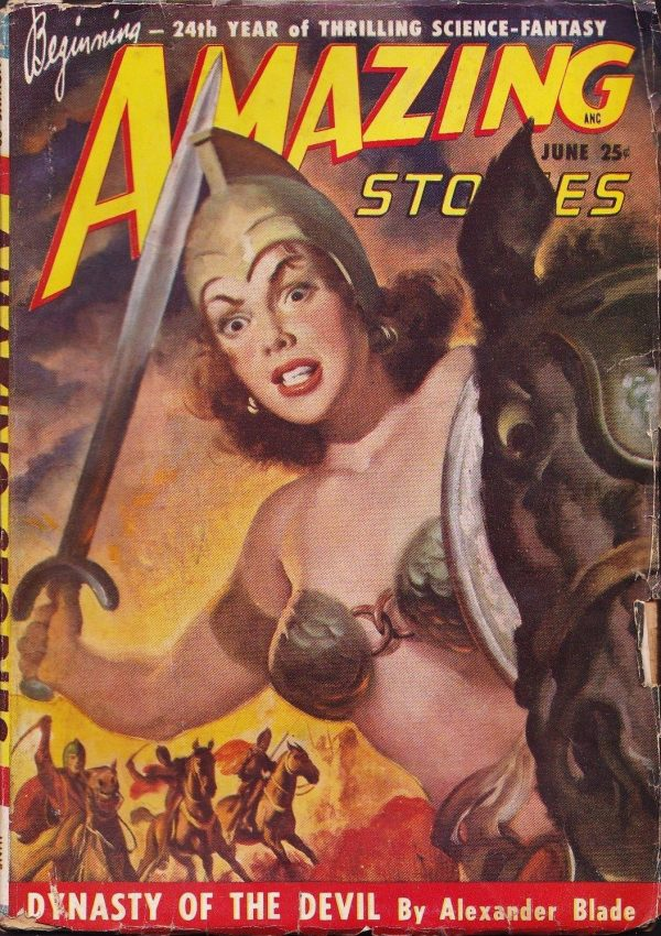 Amazing Stories June 1949