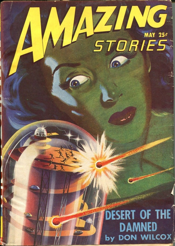 Amazing Stories May 1947