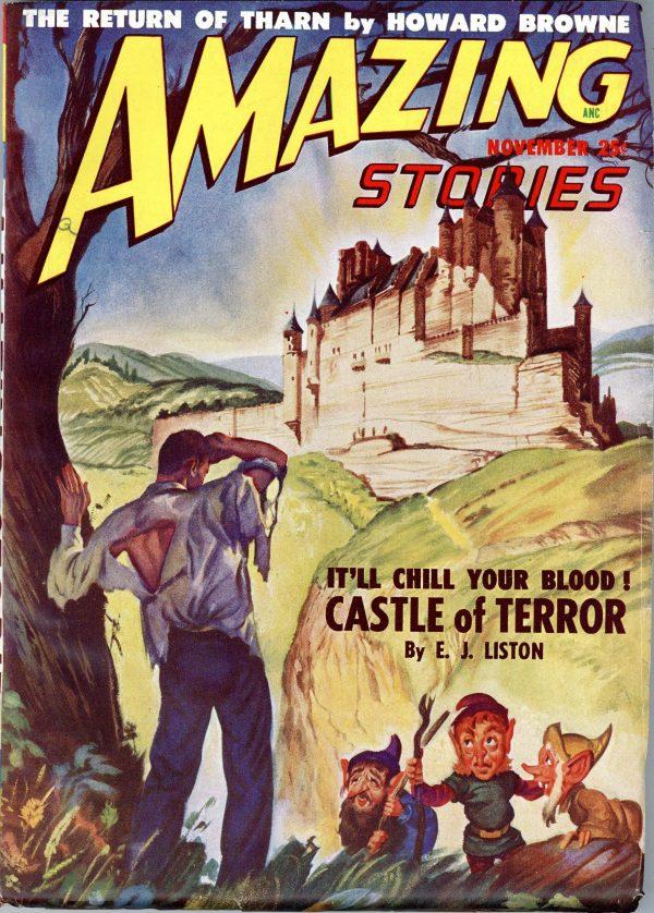 Amazing Stories November 1948