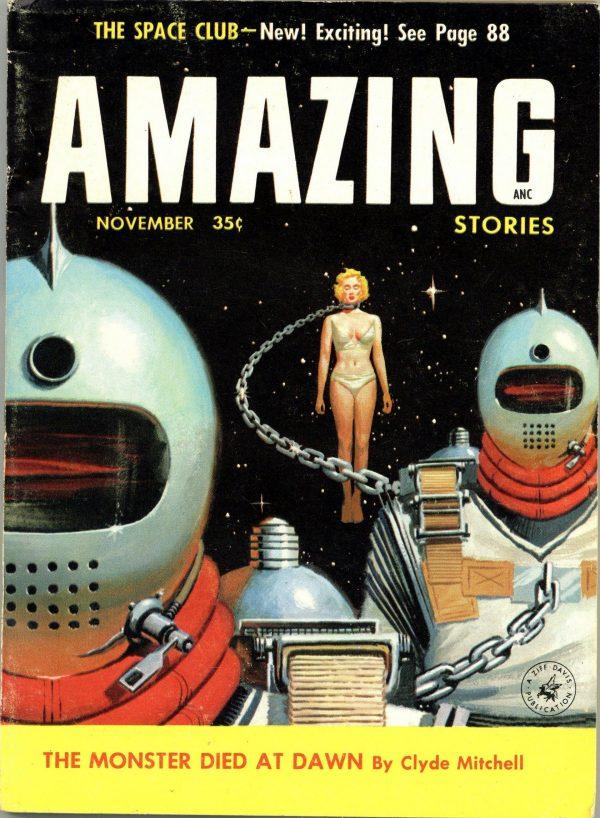 Amazing Stories November 1956