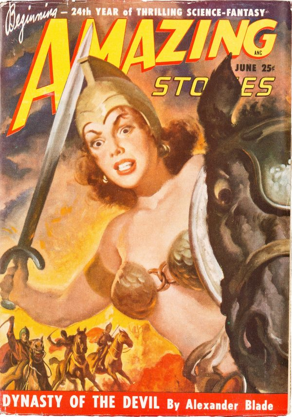 Amazing Stories V23#6 June 1949