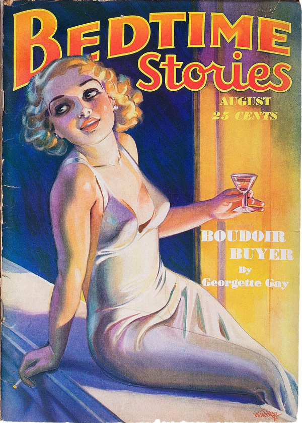 Bedtime Stories August 1936