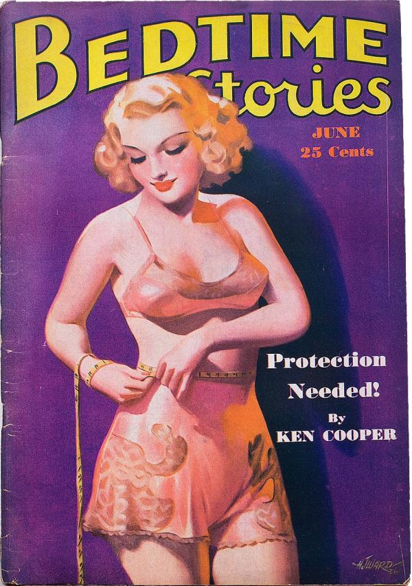 Bedtime Stories June 1936