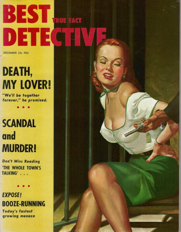 Best True Fact Detective December 1953