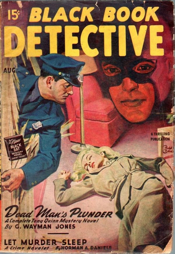 Black Book Detective August 1947