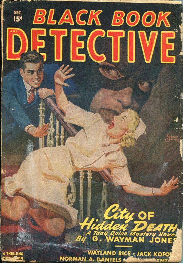 Black Book Detective December 1947