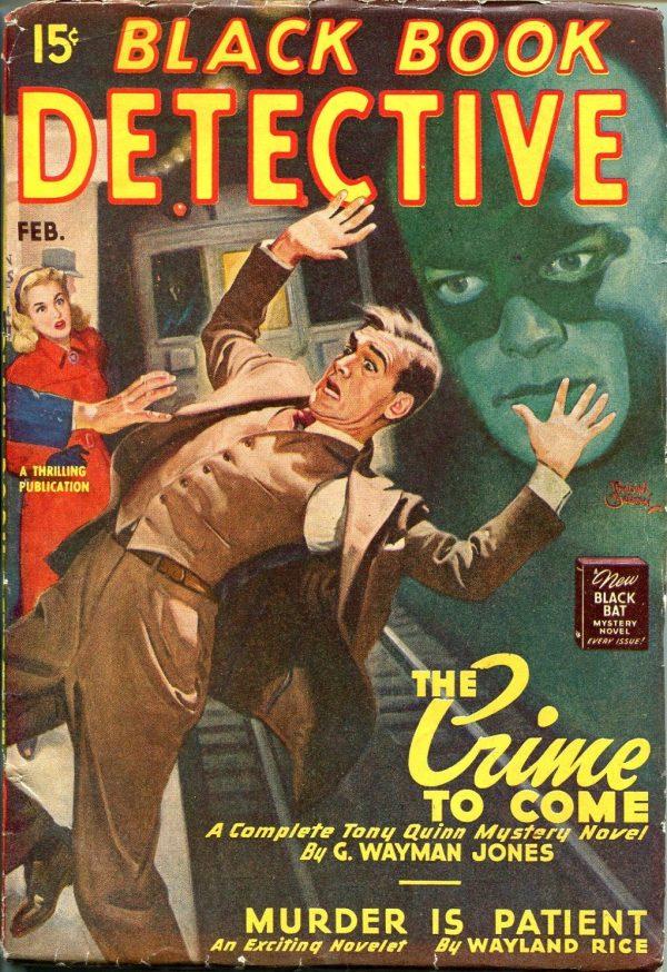 Black Book Detective February 1947