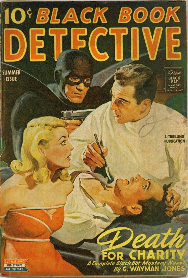 Black Book Detective June 1944