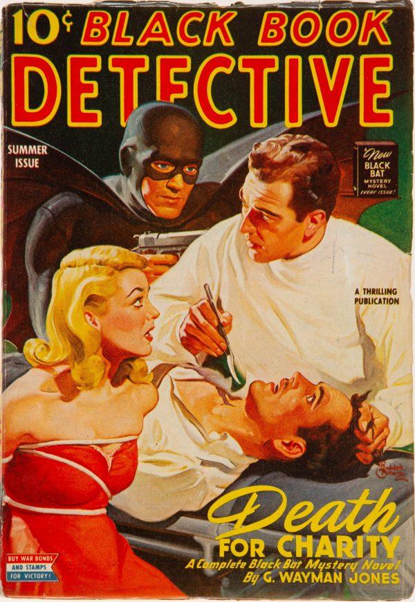 Black Book Detective - Summer 1944