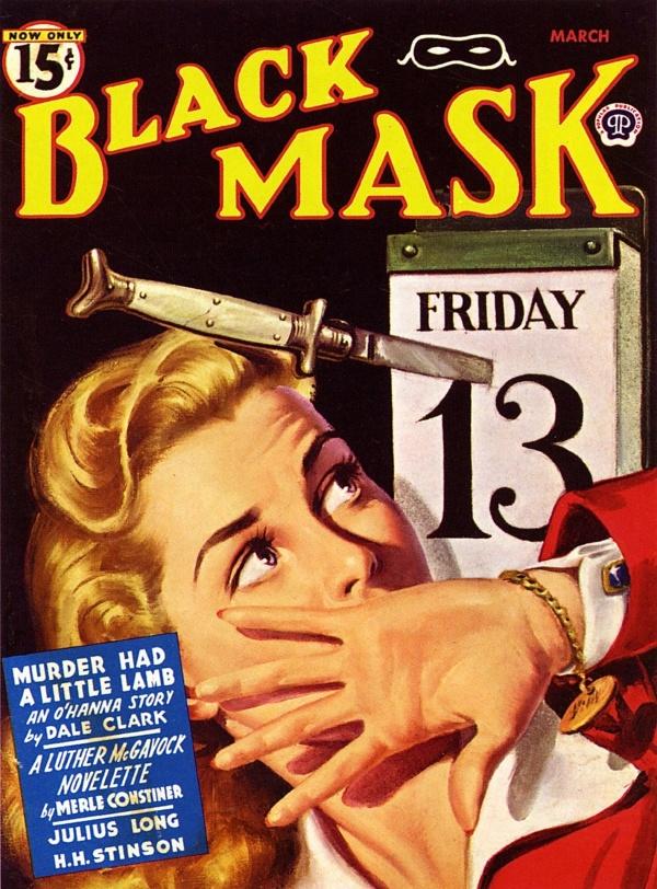Black Mask - 1945-03