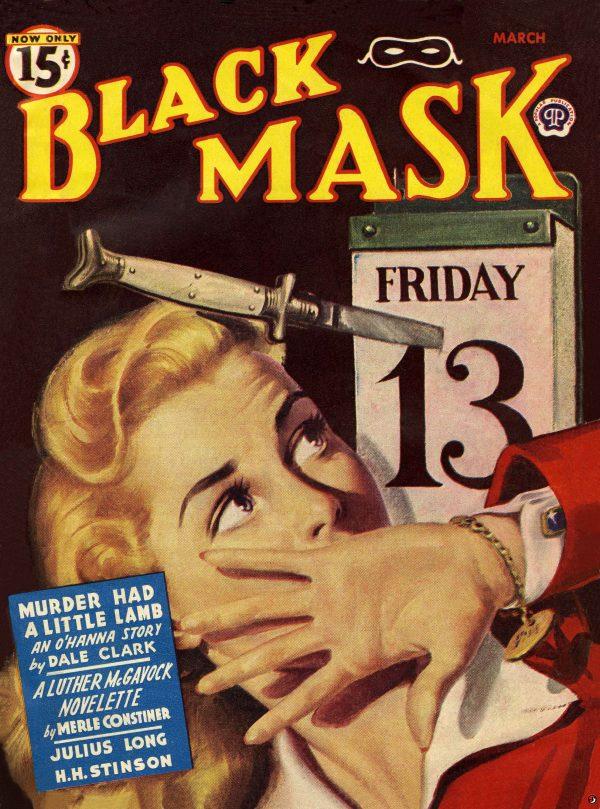 Black Mask - 1945