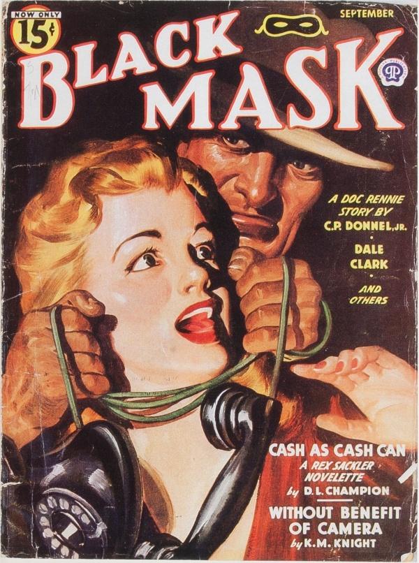 Black Mask September 1944