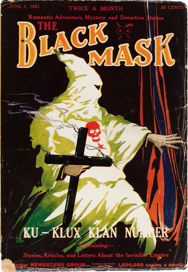 Black Mask V6#5 1923