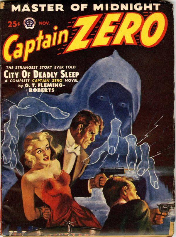 Captain Zero - November 1949