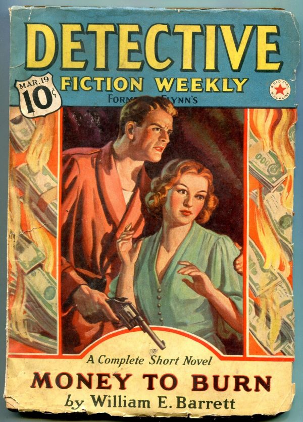 Detective Fiction Weekly March 19 1938