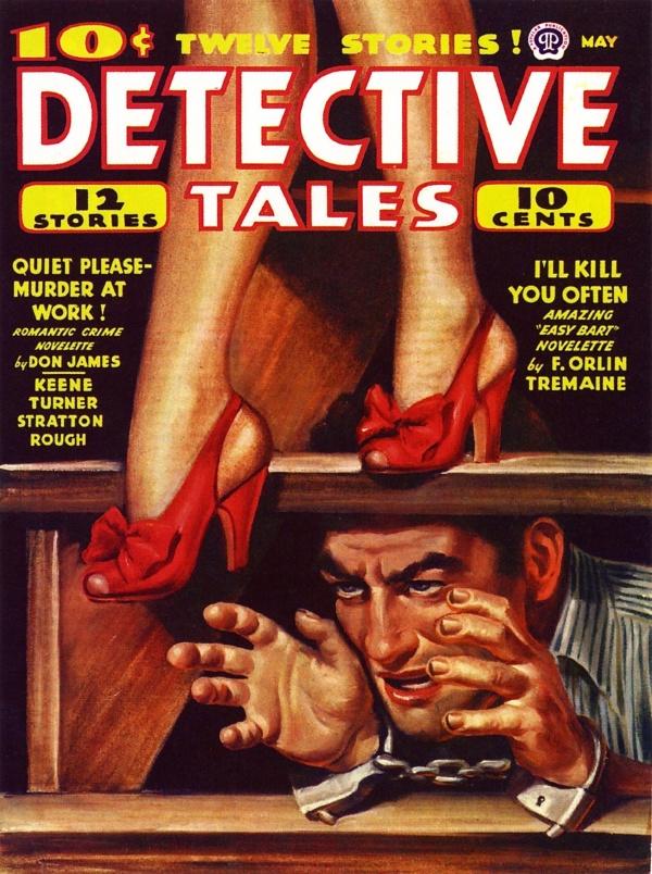 Detective Tales - 1944-05