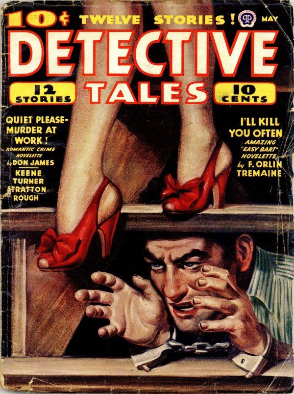 Detective Tales - May 1944