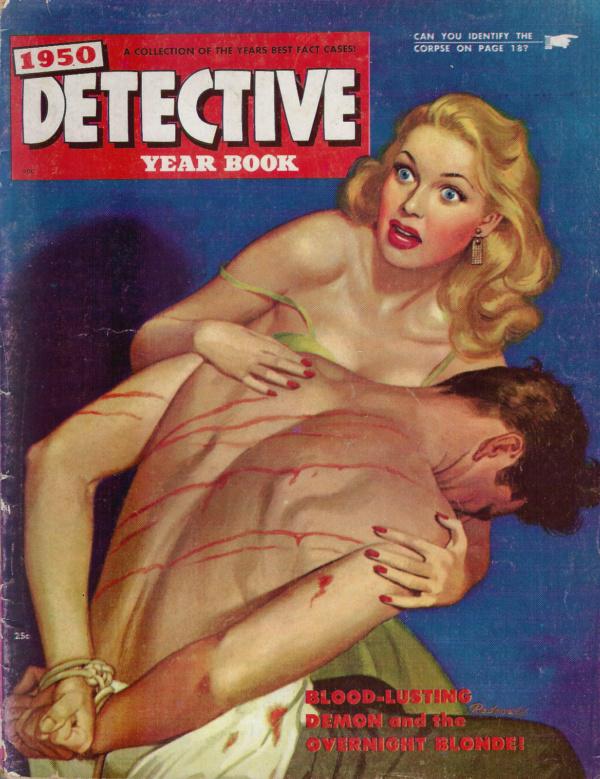 Detective Yearbook 1950