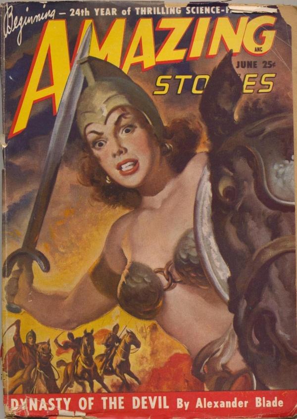 June 1949 Amazing Stories